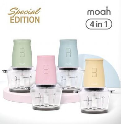 [스페셜에디션] 모아 듀얼 퀵 컬러 다지기 TFC-550