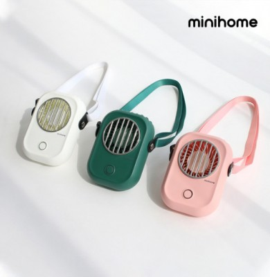 [1+1+1] 미니홈 목걸이형 캠핑 휴대용 선풍기 TNF-100 x 3개