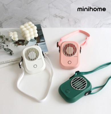 미니홈 목걸이형 휴대용 선풍기 TNF-100